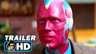 WANDAVISION Trailer #2   NEW (2021) Disney+ Marvel Superhero Series