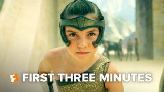 Wonder Woman 1984 – Opening Scene (2020)   Movieclips Trailers