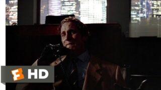 American Psycho (11/12) Movie CLIP – A Pretty Sick Guy (2000) HD