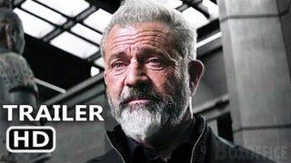 BOSS LEVEL Trailer (2021) Mel Gibson, Naomi Watts, Action Movie
