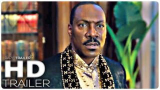 COMING 2 AMERICA Official Trailer (2021) Eddie Murphy, Comedy Movie HD