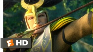 Epic (1/3) Movie CLIP – War for the Forest (2013) HD