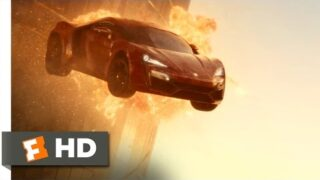 Furious 7 (5/10) Movie CLIP – Cars Don't Fly (2015) HD