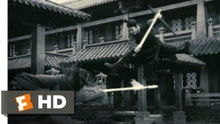 Hero (1/11) Movie CLIP – A Mental Battle (2002) HD