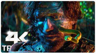 JUNGLE CRUISE : 4 Minute Trailers (4K ULTRA HD) NEW 2021