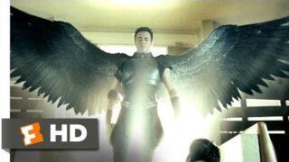 Legion (8/10) Movie CLIP – Gabriel's Arrival (2010) HD
