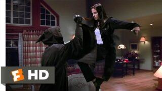 Scary Movie (11/12) Movie CLIP – Kicking the Killer's Ass (2000) HD