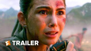 Skyfire Trailer #1 (2021)   FandangoNOW Extras