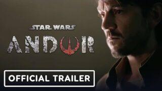 Star Wars: Andor – Official First Look Trailer (2022) Diego Luna