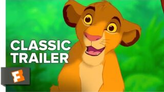 The Lion King (1994) Trailer #1   Movieclips Classic Trailers