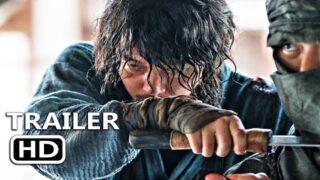 THE SWORDSMAN Official Trailer (2021)