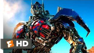 Transformers: Age of Extinction (3/10) Movie CLIP – Autobots Reunion (2014) HD