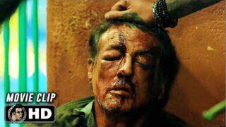 "RAMBO LAST BLOOD Clip – ""The Gang Beat up Rambo"" (2019)"