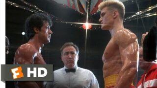 Rocky IV (7/12) Movie CLIP – I Must Break You (1985) HD