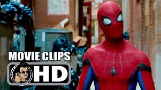 SPIDER-MAN: HOMECOMING – 5 Movie Clips + Trailer (2017) Tom Holland Marvel Superhero Movie HD