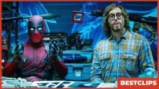 X-Force Interview Scene | Deadpool 2 (2018) Movie CLIP 4K