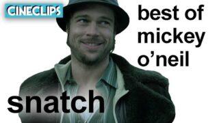 Best Of Mickey O'Neil (Brad Pitt) In Snatch | Snatch | CineClips