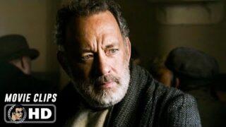 NEWS OF THE WORLD Clips + Trailer (2020) Tom Hanks