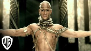 "300: Rise of an Empire | ""Reborn a God"" Clip | Warner Bros. Entertainment"