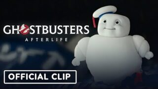 Ghostbusters: Afterlife – Official Mini-Pufts Character Reveal Clip (2021) Paul Rudd