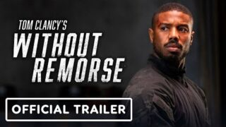 Tom Clancy's Without Remorse – Official Trailer (2021) Michael B. Jordan, Jamie Bell