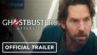 Ghostbusters: Afterlife – Official Trailer (2021) Paul Rudd, Finn Wolfhard, Mckenna Grace