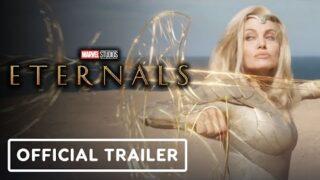 Marvel Studios' Eternals – Final Trailer (2021) Angelina Jolie, Richard Madden