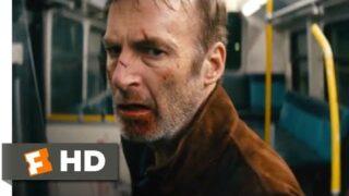 Nobody (2021) – Bus Fight Scene (1/10) | Movieclips