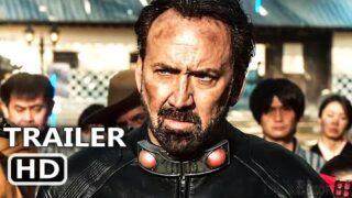 PRISONERS OF THE GHOSTLAND Trailer (2021)