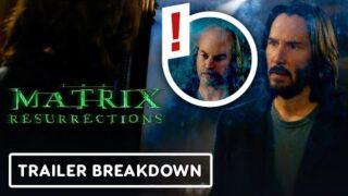 Red vs. Blue: The Plot of The Matrix 4 Isn't What It Seems – Trailer Breakdown