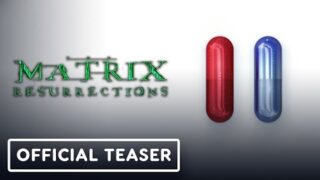 The Matrix Resurrections – Official Teaser (2021) Keanu Reeves, Carrie-Anne Moss