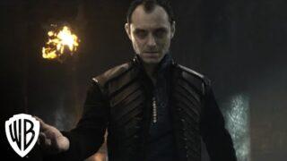 King Arthur: Legend of the Sword | 4K Trailer | Warner Bros. Entertainment