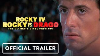 Rocky 4: Rocky vs. Drago: The Ultimate Director's Cut – Official Trailer (2021) Sylvester Stallone